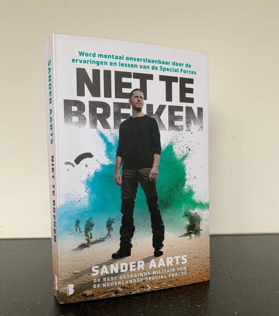 boekomslag Sander Aarts