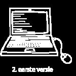 Stap 2 - eerste versie mobiel